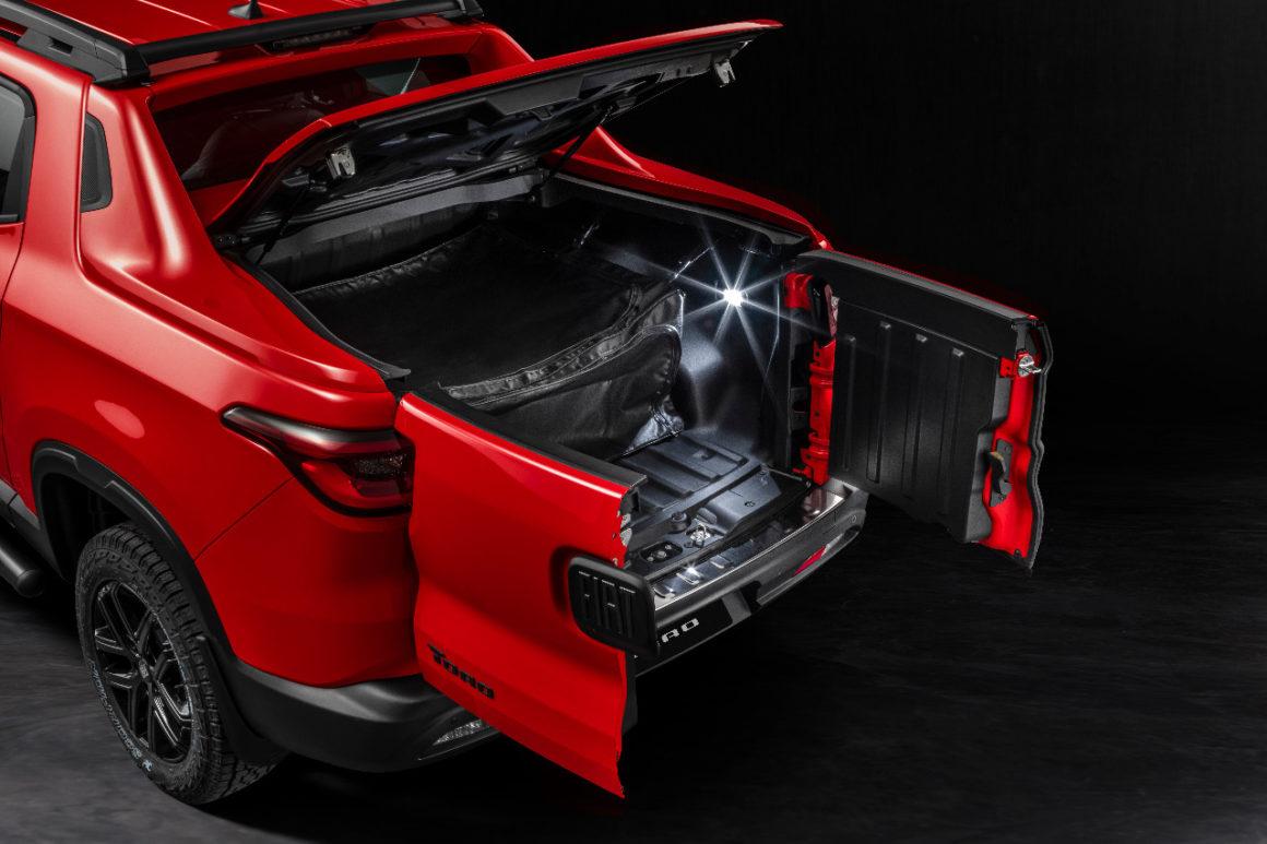 Nova Fiat Toro Ultra 2022