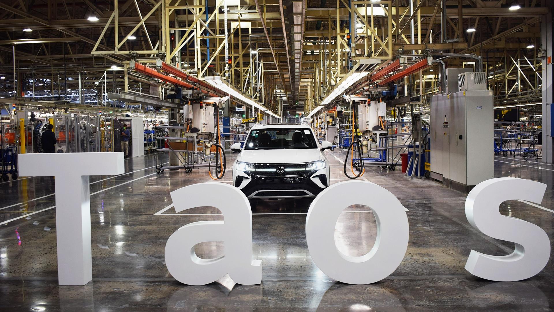 Volkswagen Taos SUV