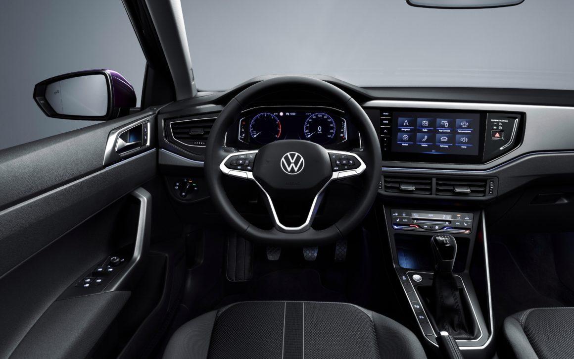 Volkswagen Polo 2021 na Europa