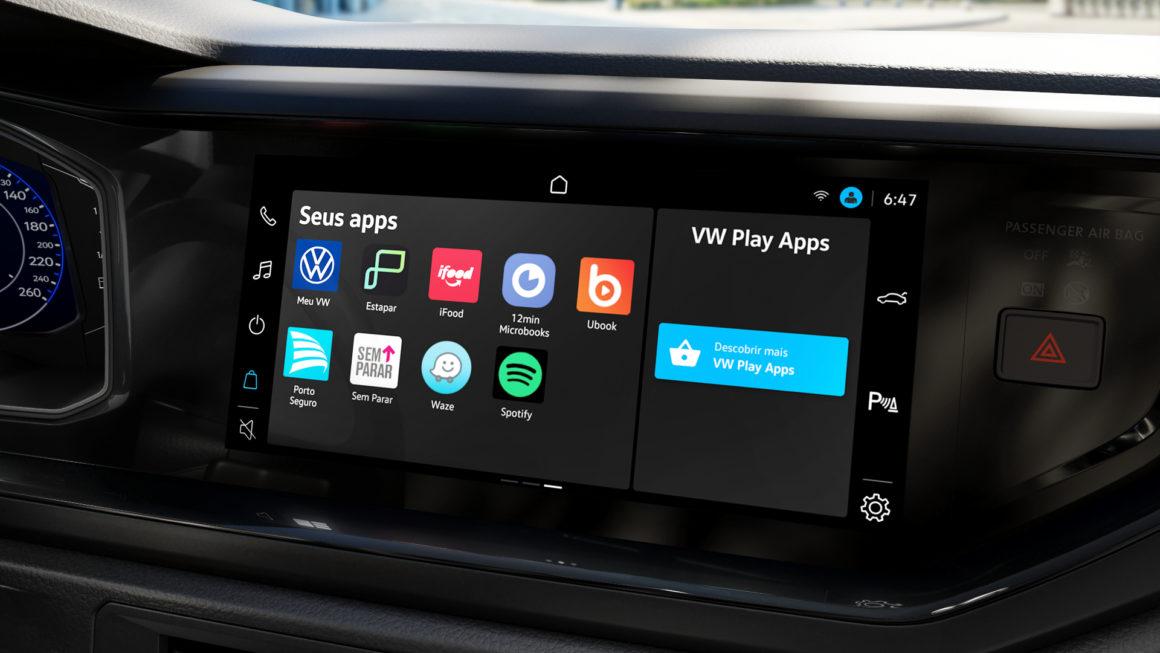 VW Play no Polo e Virtus