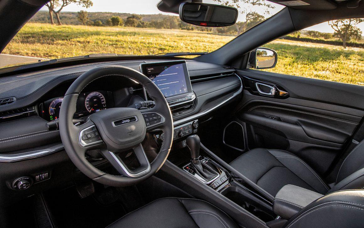 Novo Jeep Compass Série S 2022
