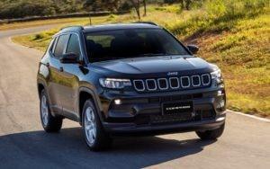 Novo Jeep Compass Sport flex 2022