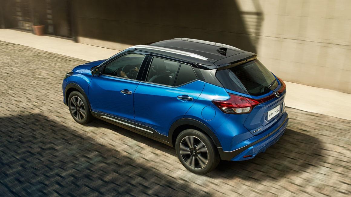 Nissan Kicks  Exclusive CVT 1.6 2