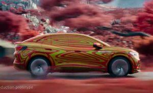 ID.5 é o novo SUV cupê elétrico da Volkswagen