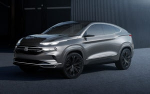 Conceito do Fiat Fastback inspirará visual do novo SUV cupê da marca