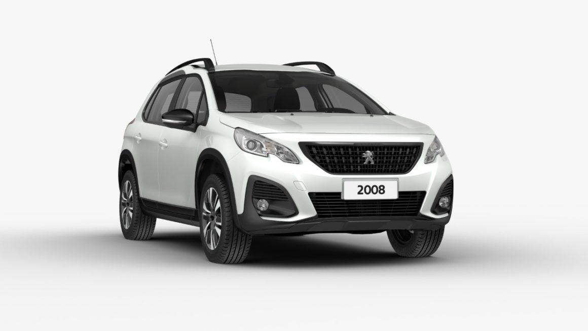 Peugeot 2008 ALLURE PACK 1.6 AT 0