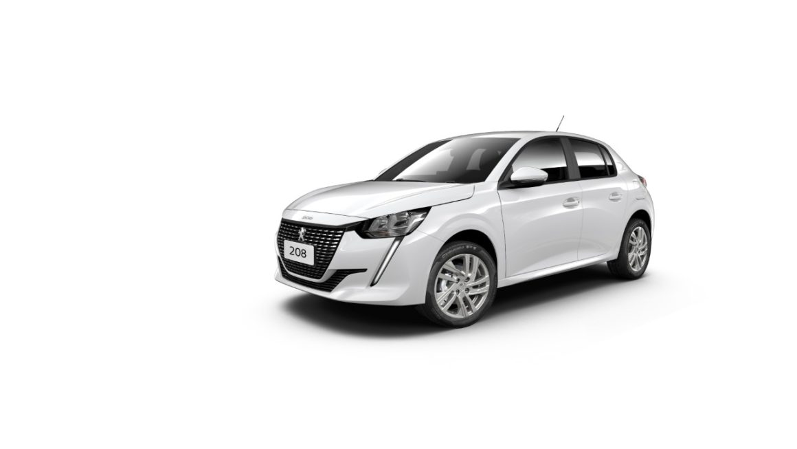 Peugeot New 208 Active 1.6 AT 0