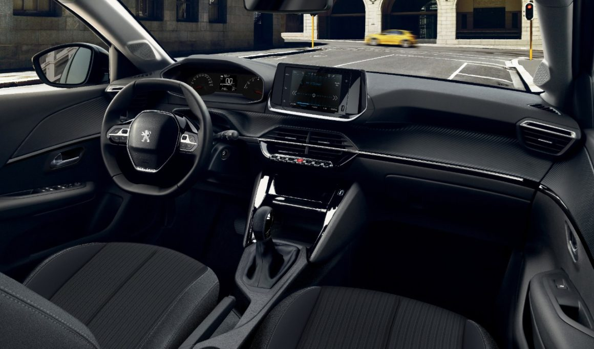 Peugeot New 208 Active 1.6 AT 4