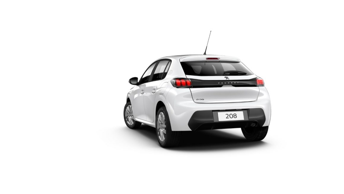 Peugeot New 208 Active 1.6 AT 3