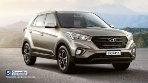 Hyundai Creta Smart Plus 1.6 AT