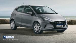 Hyundai HB20 Evolution 1.0