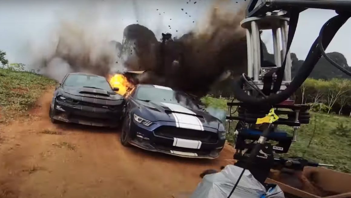 Novo trailer mostra os bastidores das cenas de ação