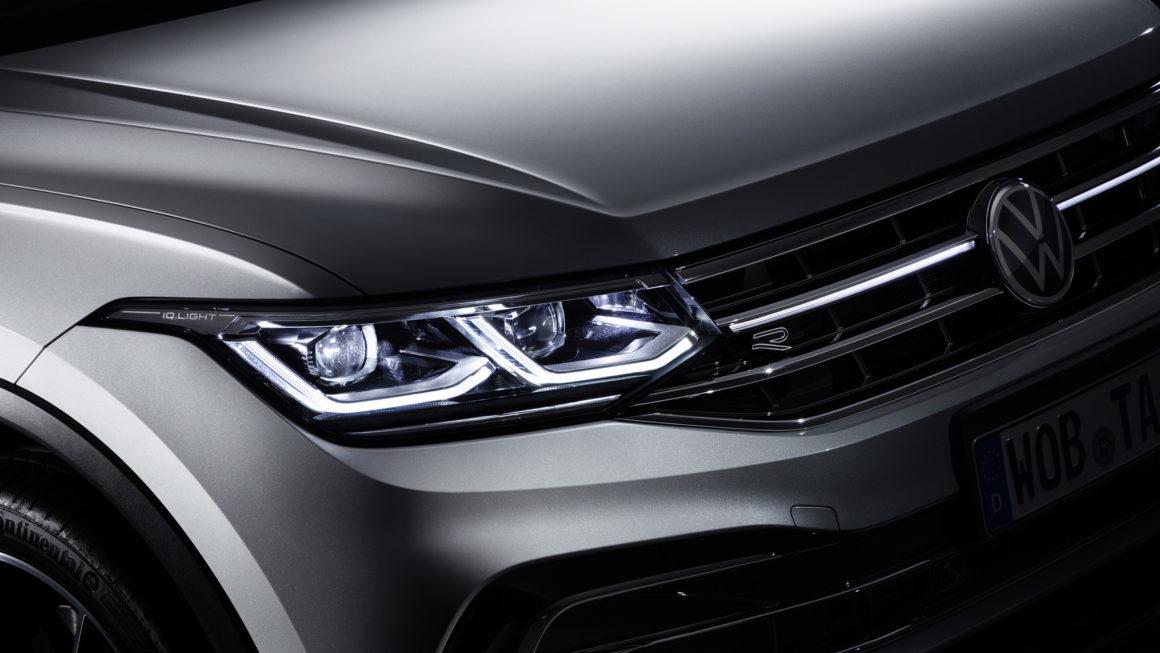 Novo Volkswagen Tiguan Allspace