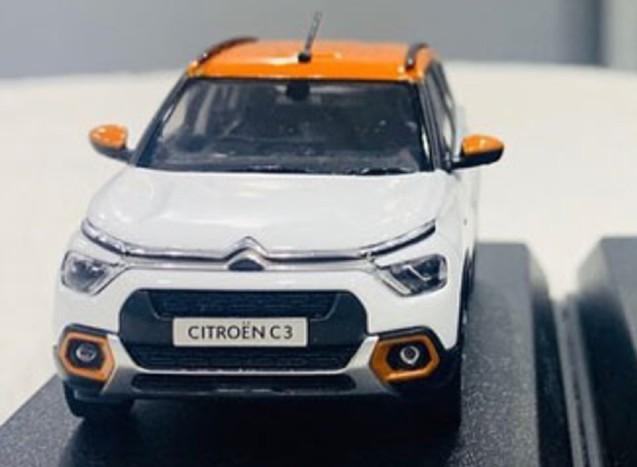 Citroën C3 surge em réplica no exterior