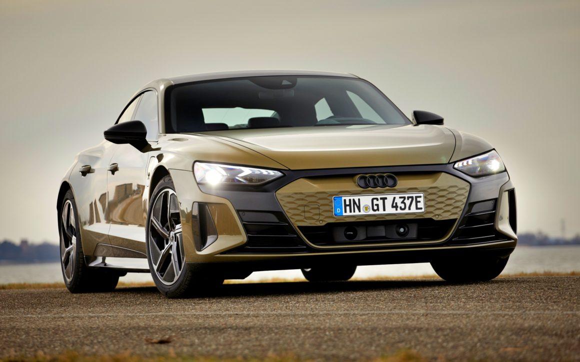 Audi RS e-tron GT R$ 1 milhão