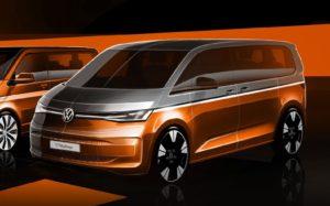 VW Kombi híbrida