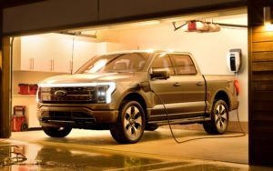 Picape Ford F-150 Lightning
