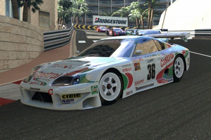 Toyota Supra no Gran Turismo 5