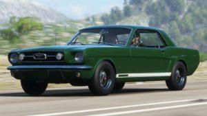 Ford Mustang é o segundo carro com mais aparições em games