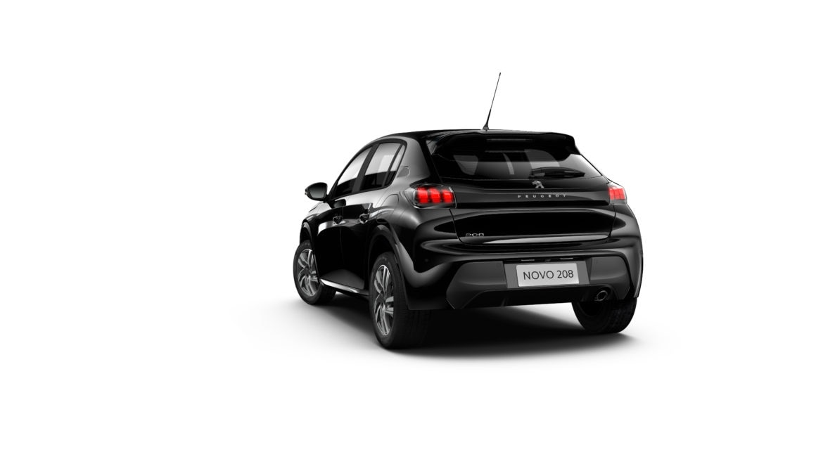 Peugeot New 208 Griffe 1.6 AT 5