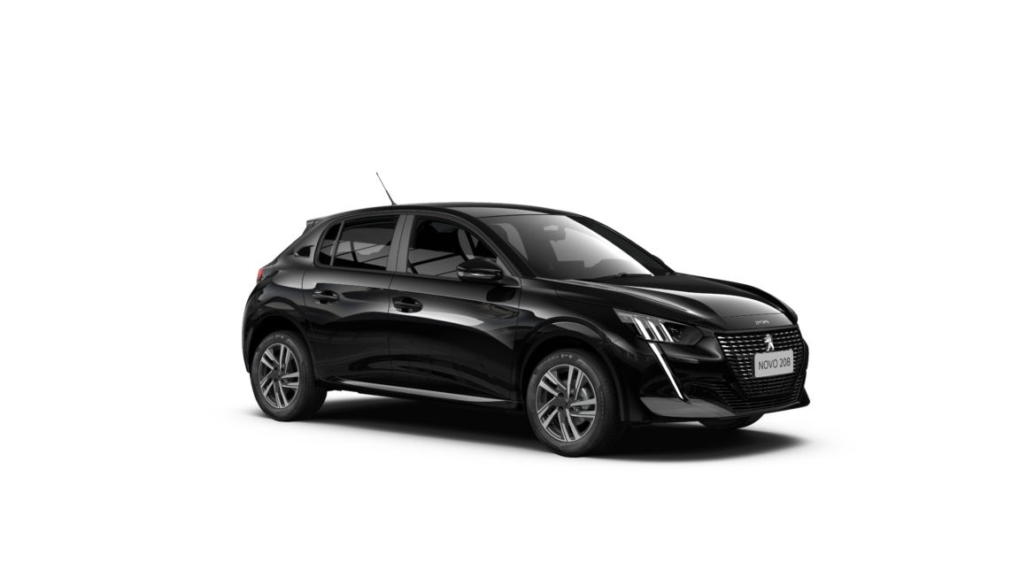 Peugeot New 208 Griffe 1.6 AT 2