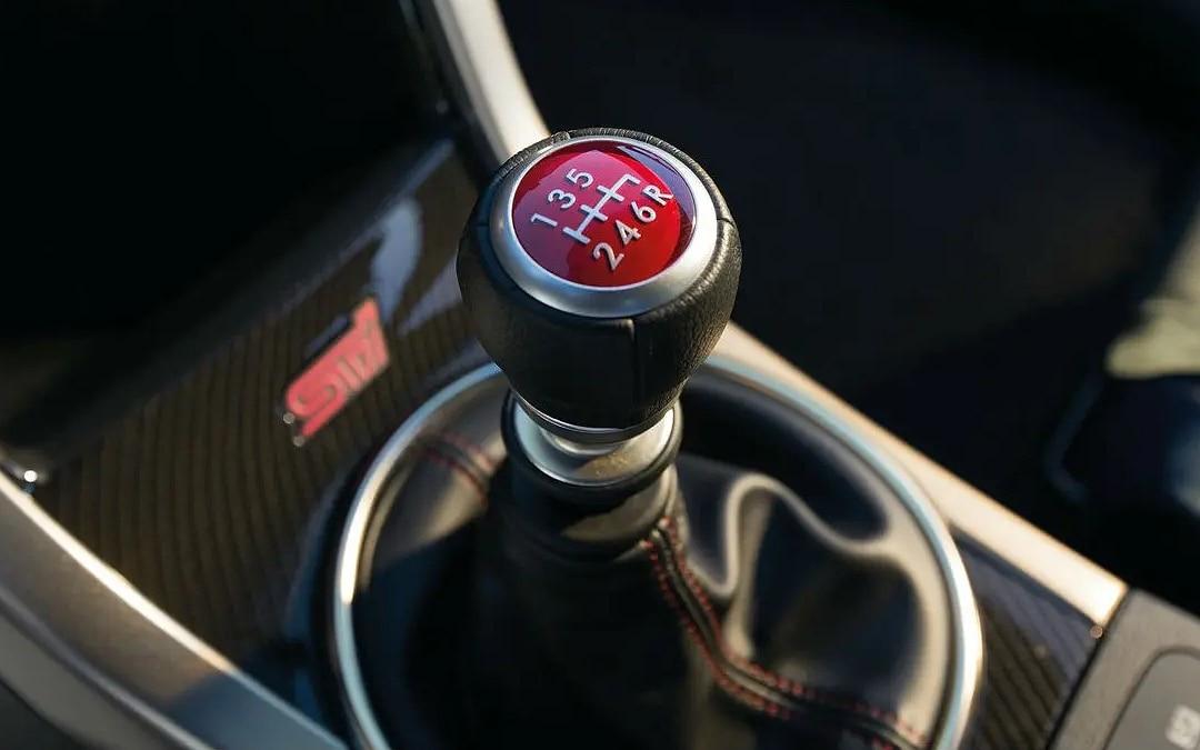 Câmbio manual