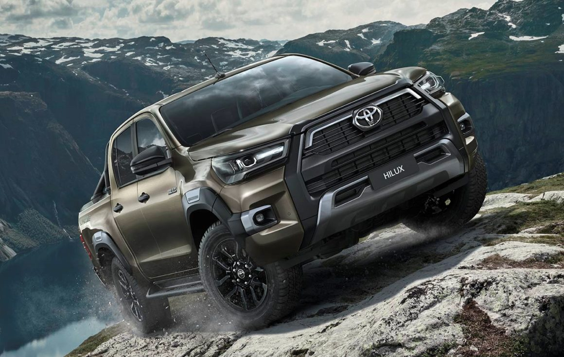 Toyota Hilux Invencible X