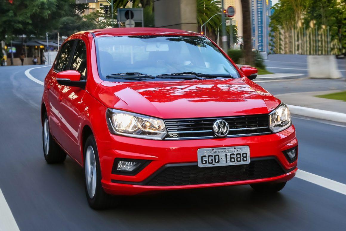 Volkswagen Gol bolsonaro