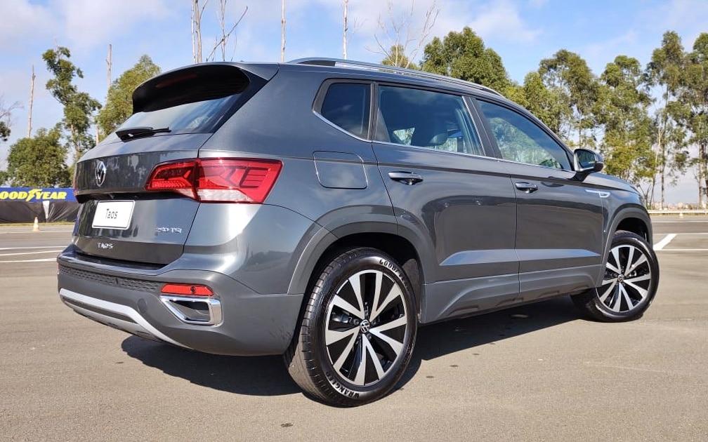 SUV Volkswagen Taos