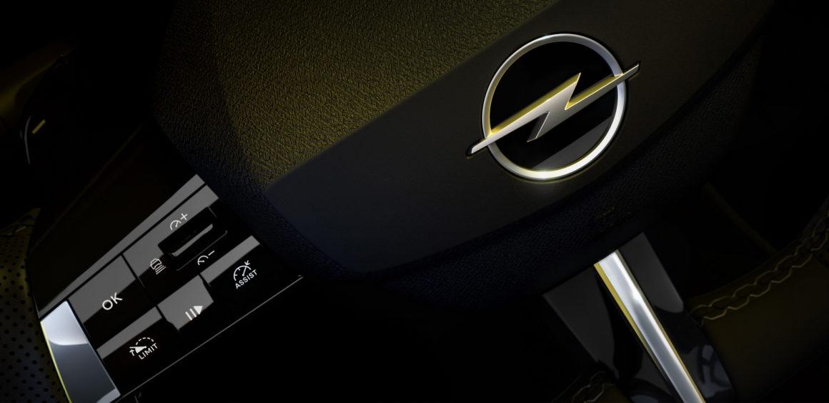 Novo Opel Astra