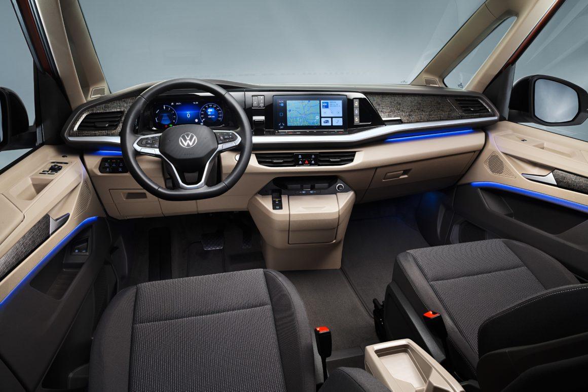 Volkswagen Kombi T7 Multivan