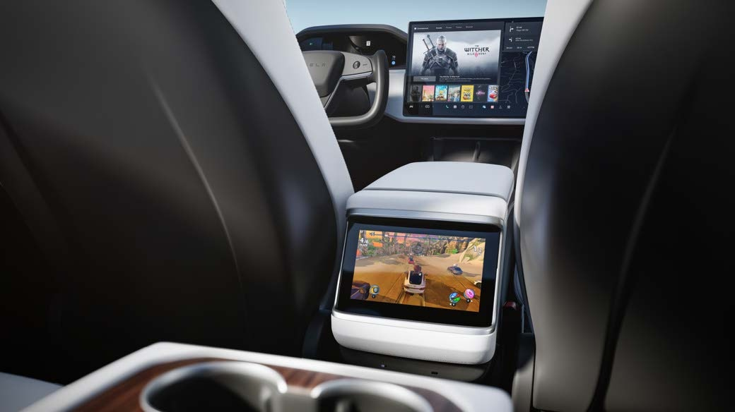 Tesla Model S carro