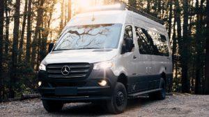 Mercedes-Benz Sprinter motorhome
