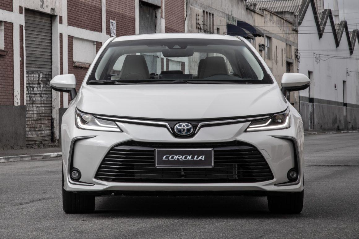 Toyota Corolla híbrido desconto IPVA