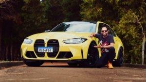 BMW M3 2021 Brasil