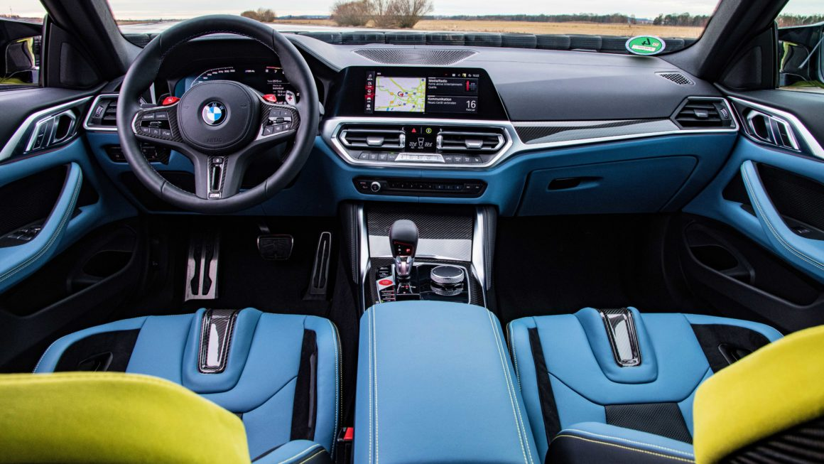 BMW M3 M4 2021