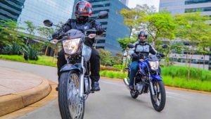 Honda CG 160 Start e Fan