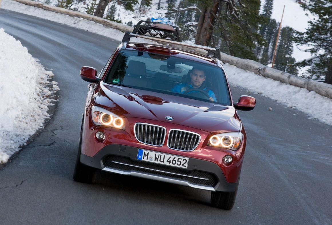 BMW X1 2013 faz sucesso entre os usados