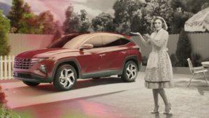 Hyundai Tucson 2022 Marvel