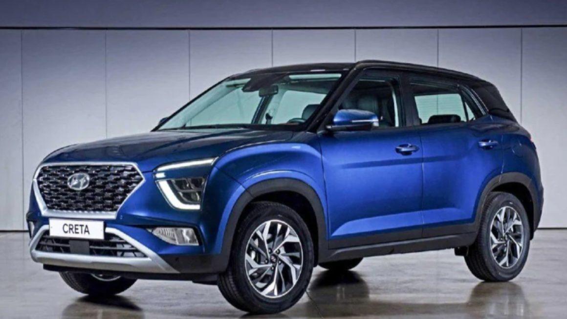 Hyundai Creta Russo