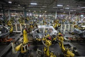 Complexo Industrial da Nissan em Resende (RJ) crise dos chips