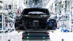 Audi carros elétricos