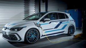 Volkswagen Golf Woerthersee-GTE 2021
