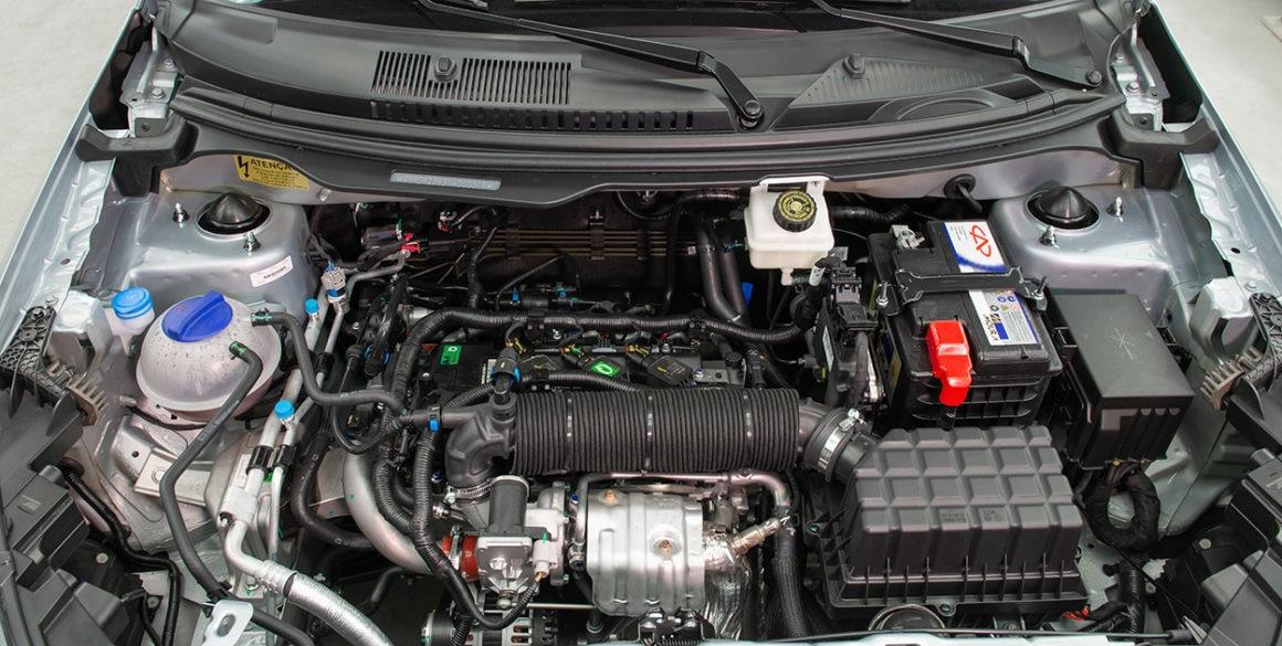 Tiggo 3X motor 1.0 turbo