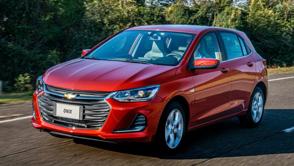 GM Chevrolet Onix preços