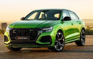 Audi RS Q8 já ultrapassou a barreira de R$ 1 milhão