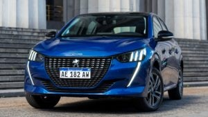 Novo Peugeot 208 mais vendidos
