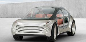 Carro elétrico Airo IM Motors
