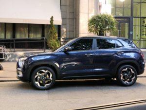 Hyundai Creta é flagrado no Brasil sem camuflagem