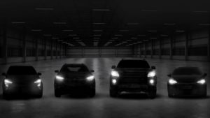 Chevrolet confirma quatro lançamentos até o final do ano